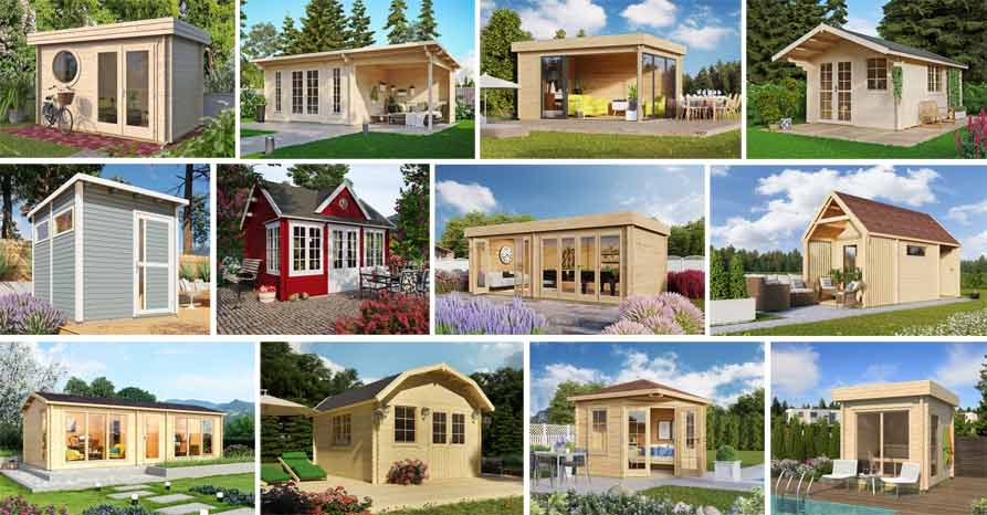 Das Gartenhaus planen