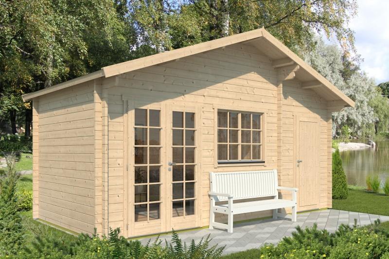 Gartenhaus Modell Rolf 44 C