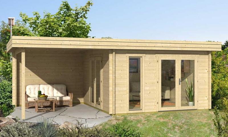 Gartenhaus Modell Ronya 44