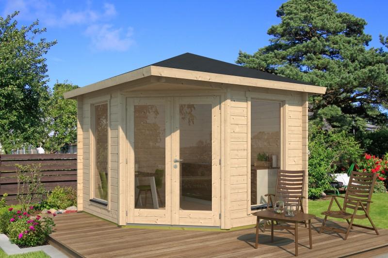 Gartenhaus Modell Lisa 44 A Modern