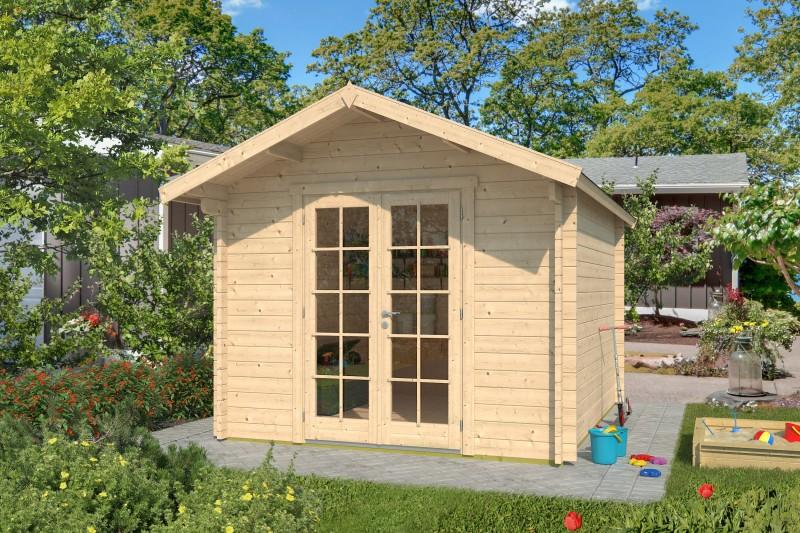 Gartenhaus Modell Lexi 44 G Premium