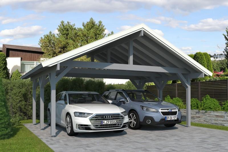 Doppel Carport Modell Max