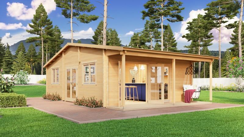 Ferien- und Freizeithaus Modell Bente