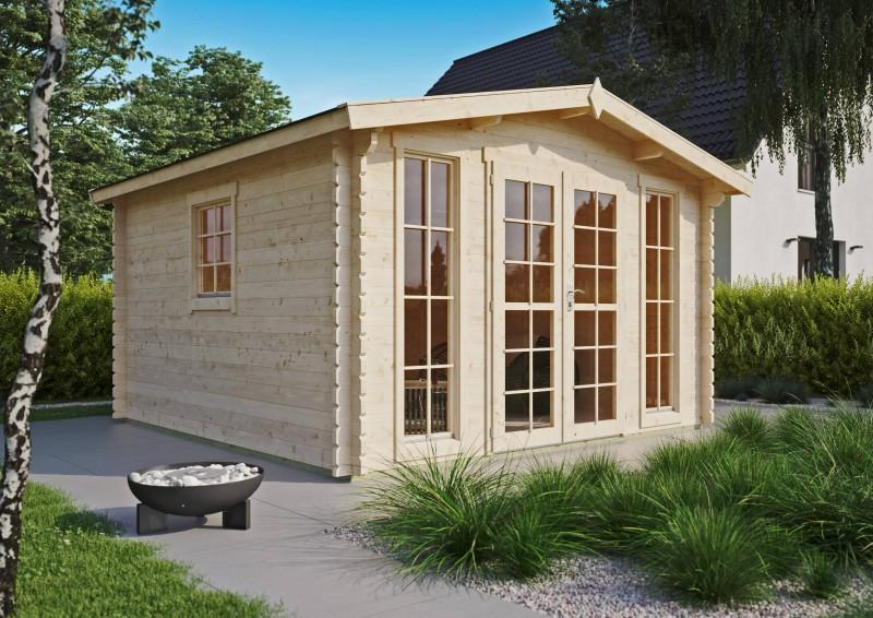 Gartenhaus Modell Enrico 40 A