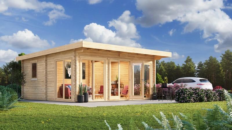 Gartenhaus Modell Taunus 70