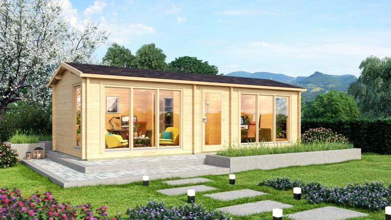 Gartenhaus Modell Office House 70