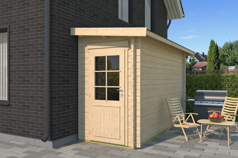 Gartenhaus Modell Pulti 44 C
