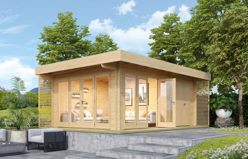 Gartenhaus Modell Konrad 70