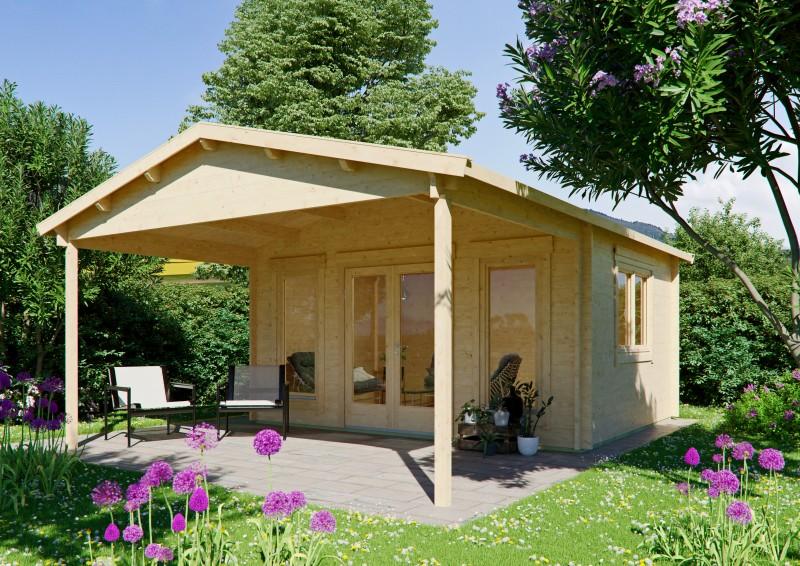 Gartenhaus Modell Julia 44 B