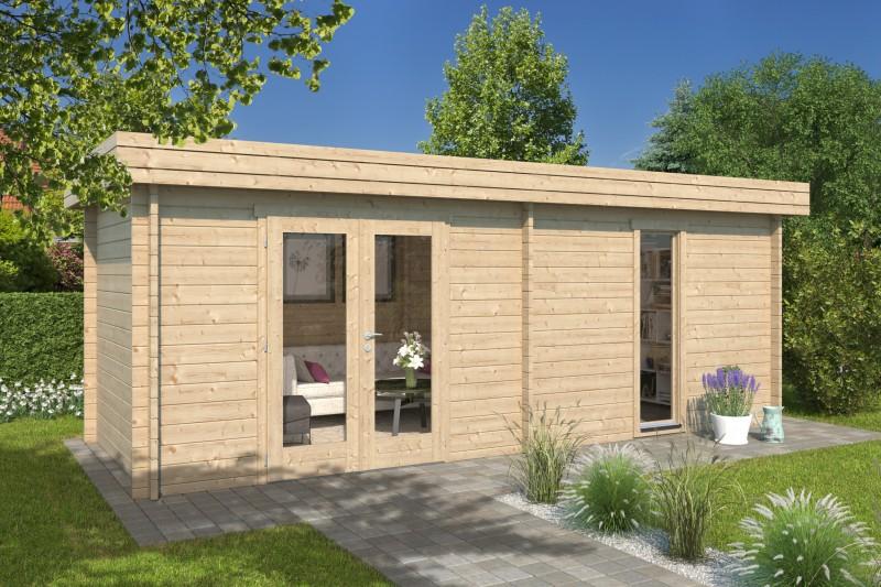 Gartenhaus Modell Domeo 44