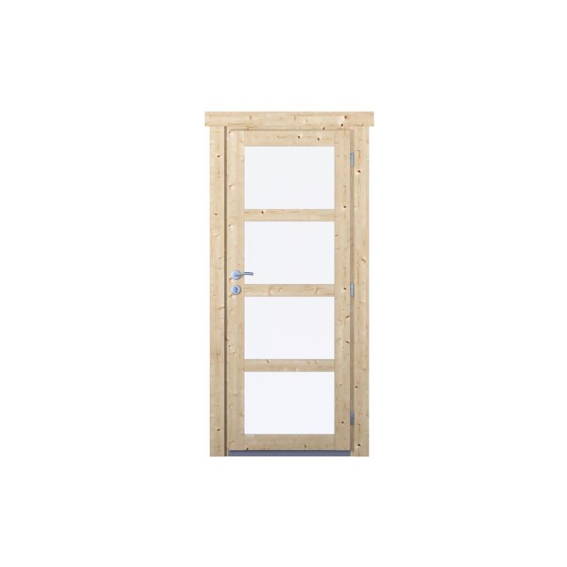Extra hohe Einzeltür D90-210-1/1-3P