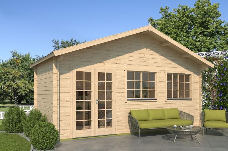 Gartenhaus Modell Rolf 44 A