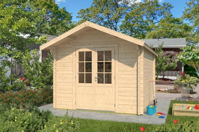 Gartenhaus Modell Lexi 44 H Premium