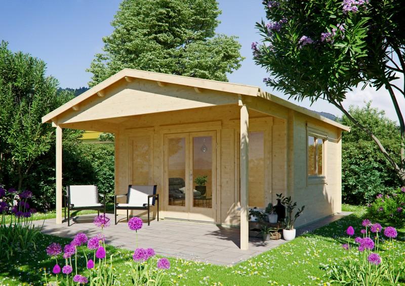 Gartenhaus Modell Julia 44 A