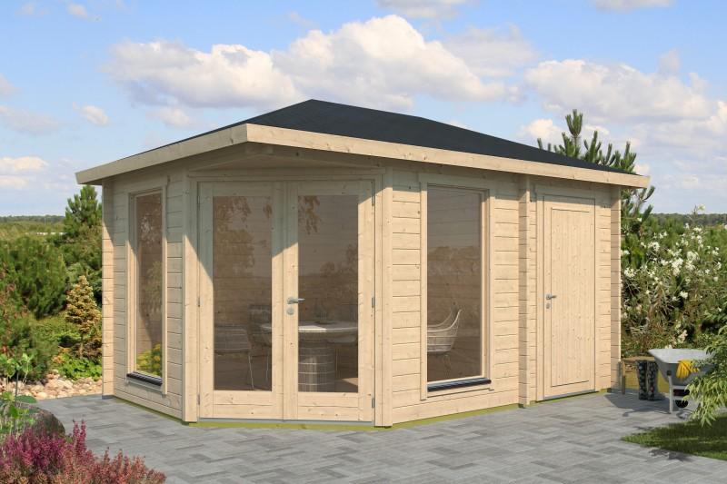 Gartenhaus Modell Lisa 44 C Modern