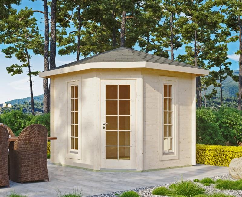 Gartenhaus Modell Panta 28 D