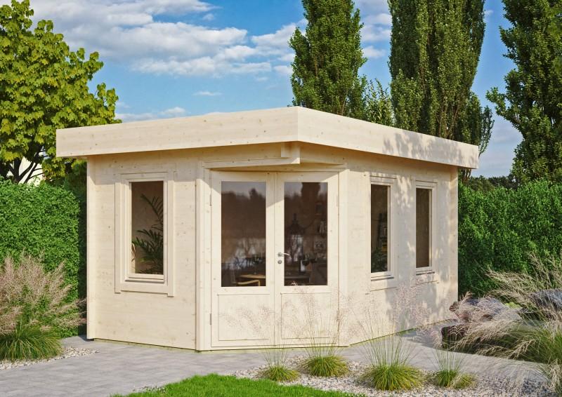 Gartenhaus Modell Nora 44 B Klassik