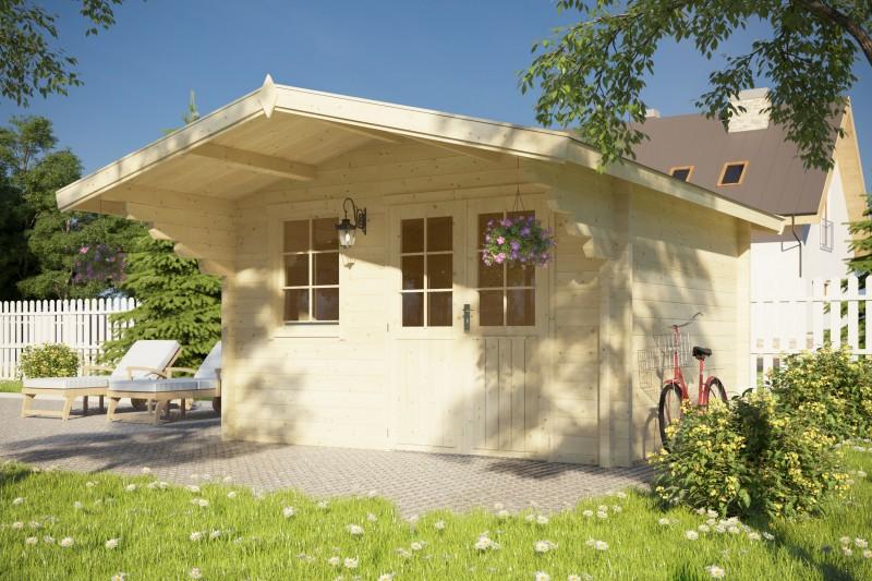 Gartenhaus Modell Regina 70 A