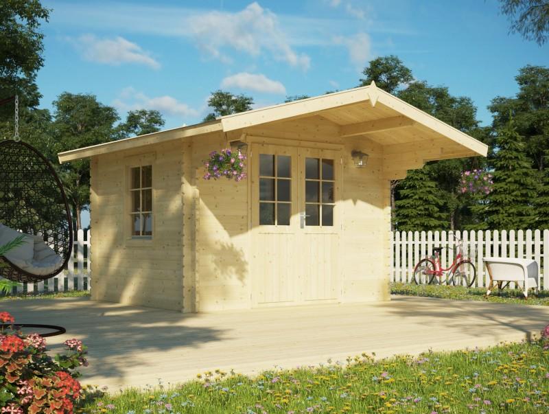 Gartenhaus Modell Salem 40 B