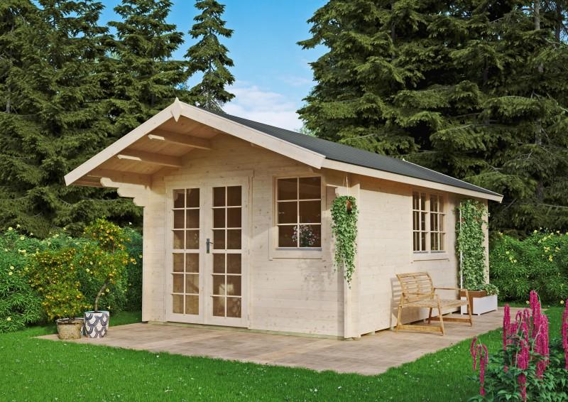 Gartenhaus Modell Carl 40 C
