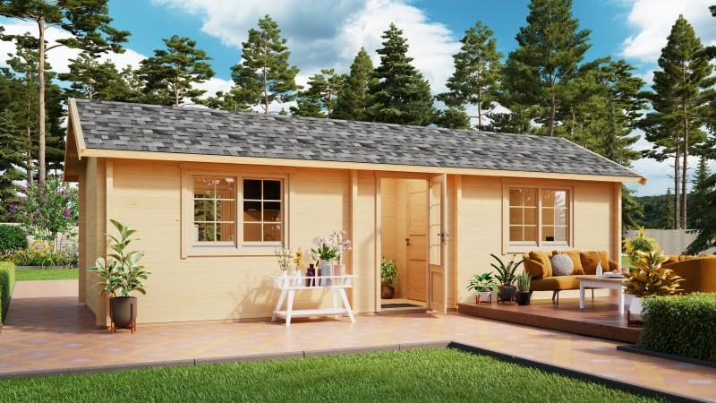 Ferien- und Freizeithaus Modell Niska
