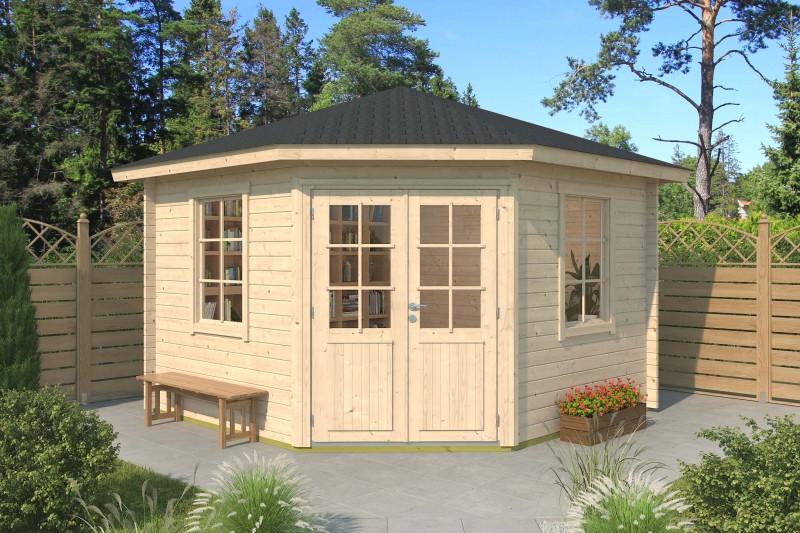 Gartenhaus Modell Michel 40 A