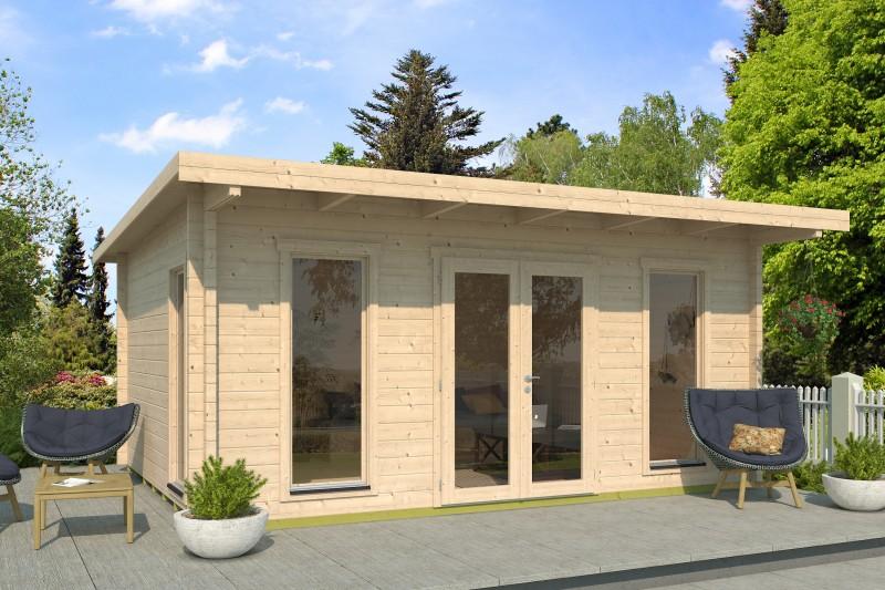 Gartenhaus Modell Nils 70