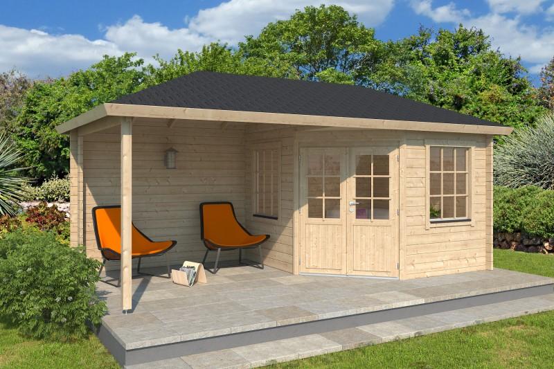 Gartenhaus Modell Lenja 70