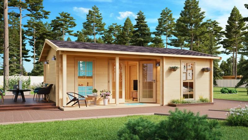 Ferien- und Freizeithaus Modell Lilja