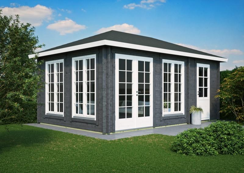 Gartenhaus Modell Porto 44 A