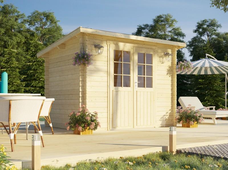 Gartenhaus Modell Annika 28 A