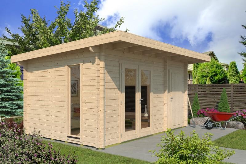 Gartenhaus Modell Heino 44