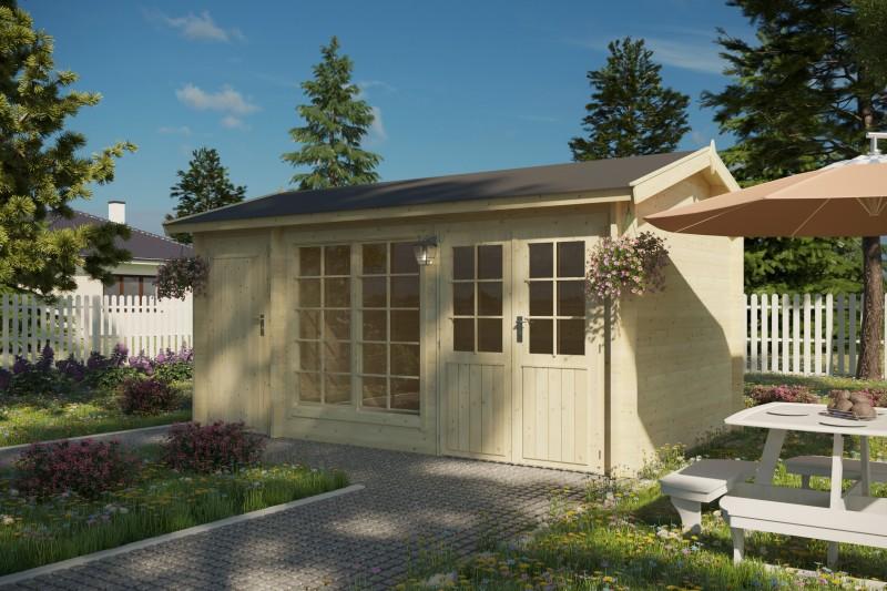 Gartenhaus Modell Winslow 40