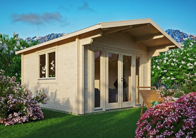 Gartenhaus Modell Kim 70 C