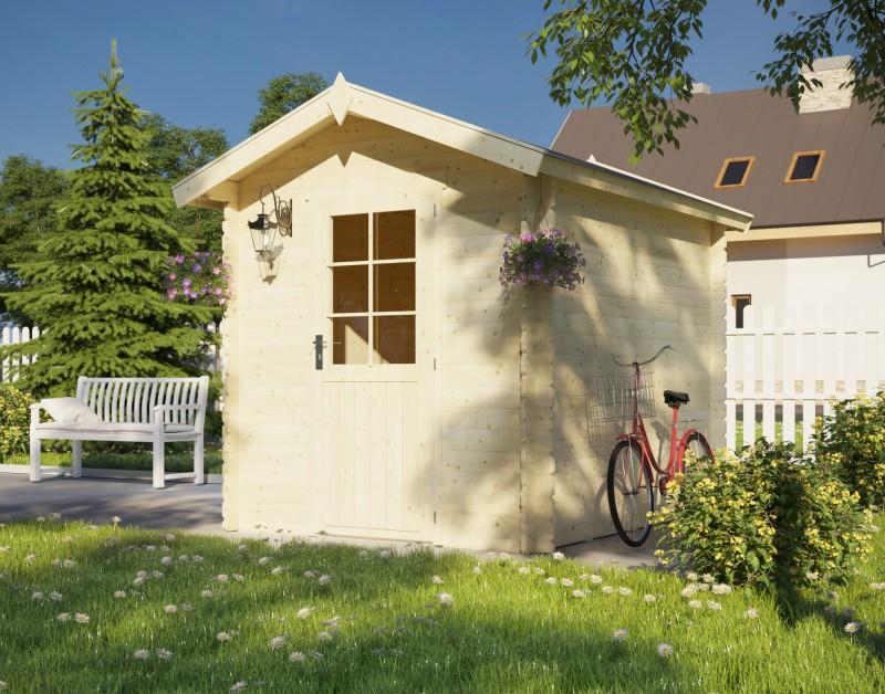 Gartenhaus Modell Tiffin 28 B