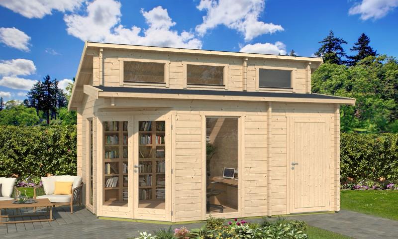 Gartenhaus Modell Kono 44 B