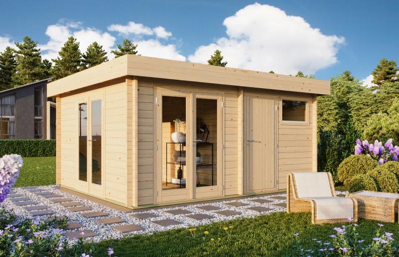 Gartenhaus Modell Holm 44