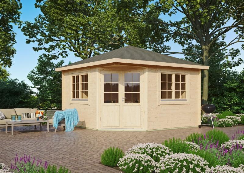 Gartenhaus Modell Cati 70 Klassik