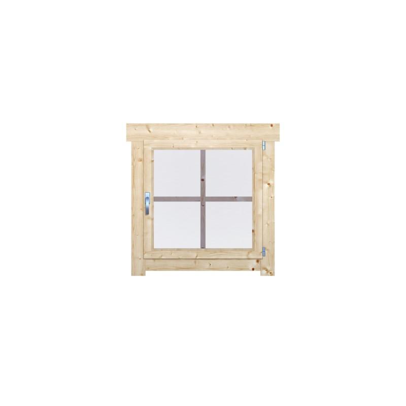 Dreh/Kipp-Einzelfenster W64-64-1H