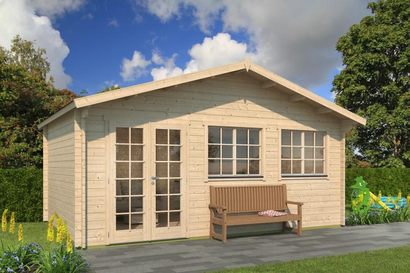 Gartenhaus Modell Rolf 44 B