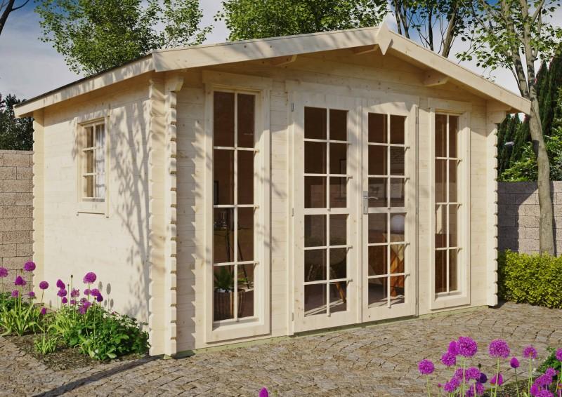 Gartenhaus Modell Enrico 40 B