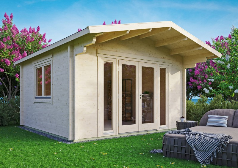 Gartenhaus Modell Kim 70 F