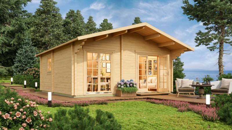 Freizeithaus Modell Hörnum 92 A
