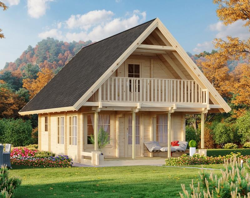 Ferien- und Freizeit Haus Modell Bern 90
