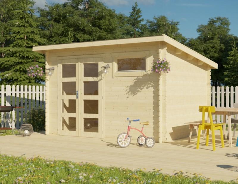 Gartenhaus Modell Carina 28