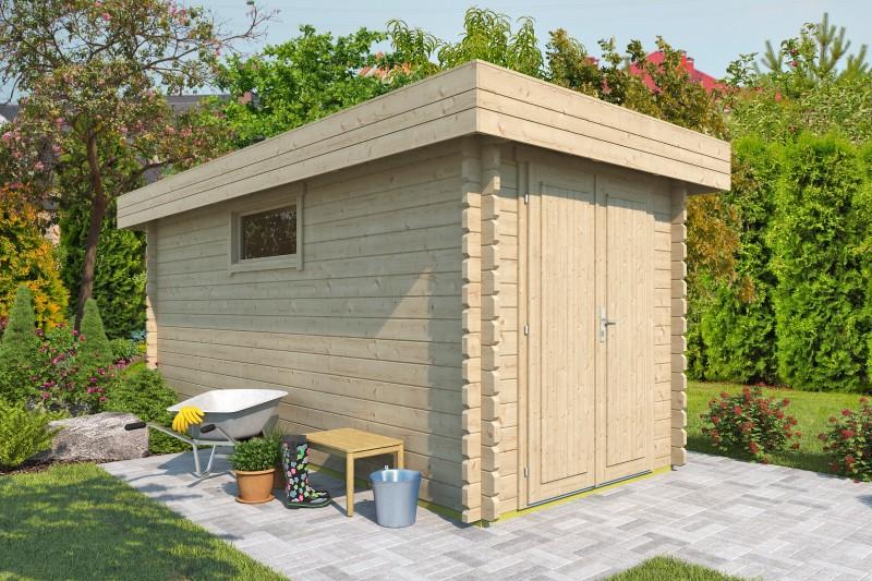 Gartenhaus Modell Rob 44 C