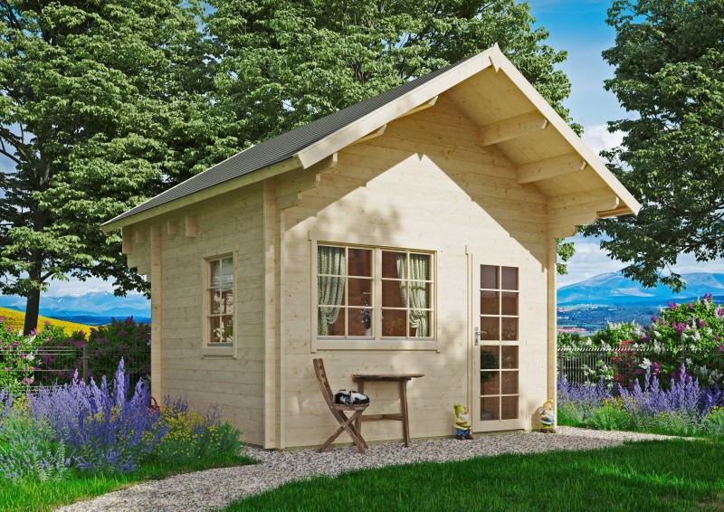 Gartenhaus Modell Boden-40 A