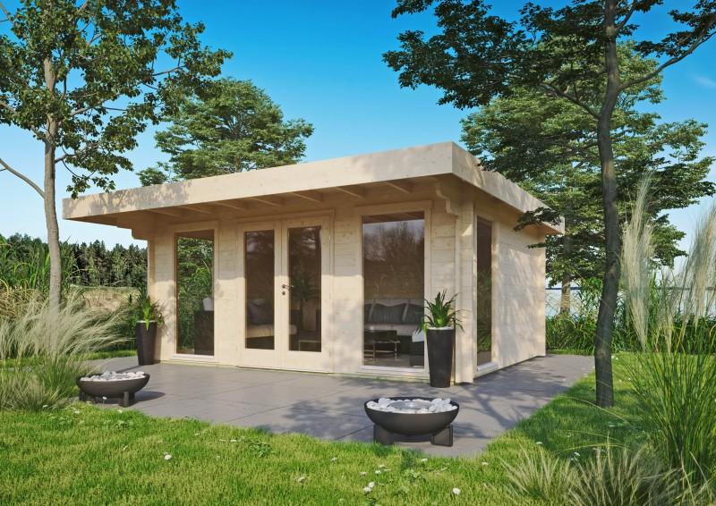 Gartenhaus Modell Greta 44 B