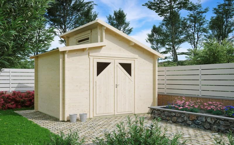 Gartenhaus Modell Varianta 44 C