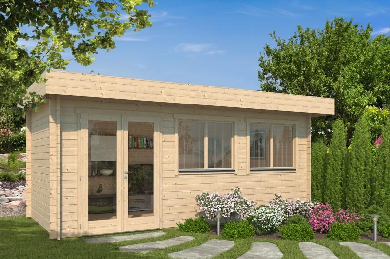 Gartenhaus Modell Kurt 44 A